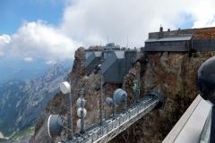 Hightech auf der Zugspitze