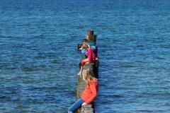 Unbeschwertes Kinderleben: Kühlungsborn, Osterwoche 2014