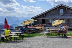 Alpe Rossberg, am Berg Grünten im Oberallgäu