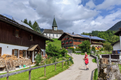 Unterwegs in Berghofen/Sonthofen
