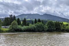 Der Grüntensee im Oberallgäu