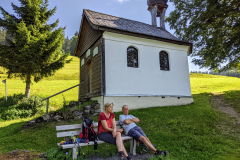 Kapelle Oberried in der Nähe von Sonthofen