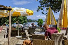 Entspannung in Wasserburg am Bodensee