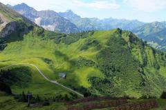 Der Widderstein Gipfel