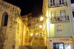 Abends in Coimbra 3