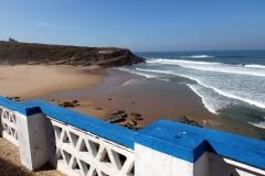 Die Bucht von Praia das Maçãs