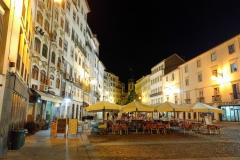Abends in Coimbra 1