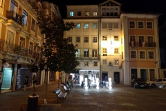 Abends in Coimbra 2
