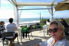 """Im """"Restaurante-Golfinho-Azul"""", bei São Lourenço"""