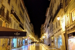 Abends in Coimbra 4