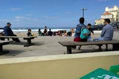 """Sonntagnachmittag vor der Bucht von """"Praia das Maçãs"""""""