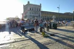 Streetmusic in Lissabon