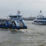 Hafenfähre, Hamburg, Elbe