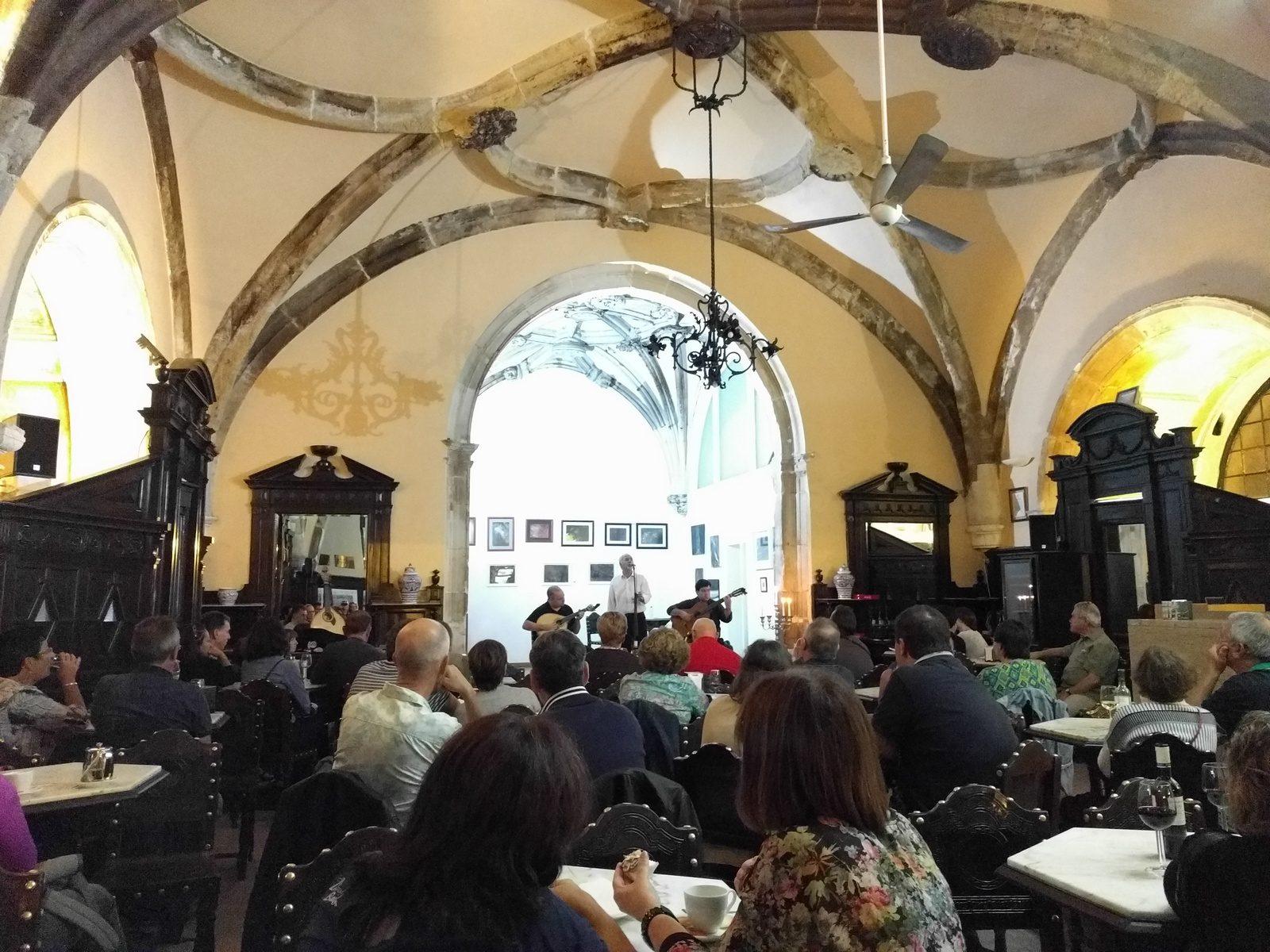 coimbra, Café Santa Cruz