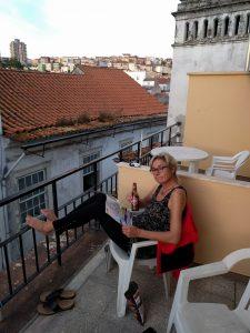 """Angekommen in Coimbra: Hotel """"Moderna"""""""
