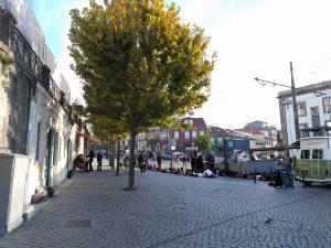 Studentenritual in Porto