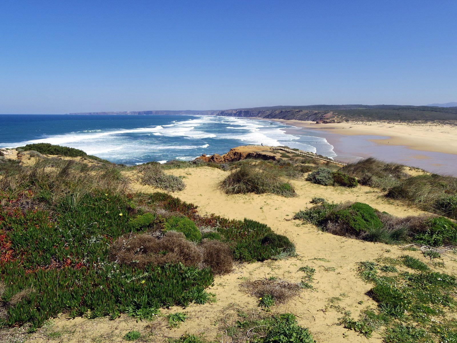 Praia Da Bordeira, Costa Vicentina, Portugal